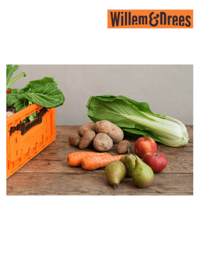 Willem en Drees groente en fruitbox