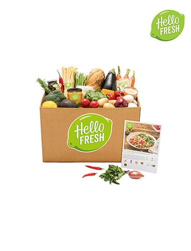 hellofresh boxen