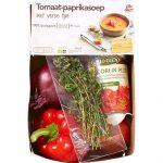 Ekomenu - Tomaat Paprika met Tijm soep