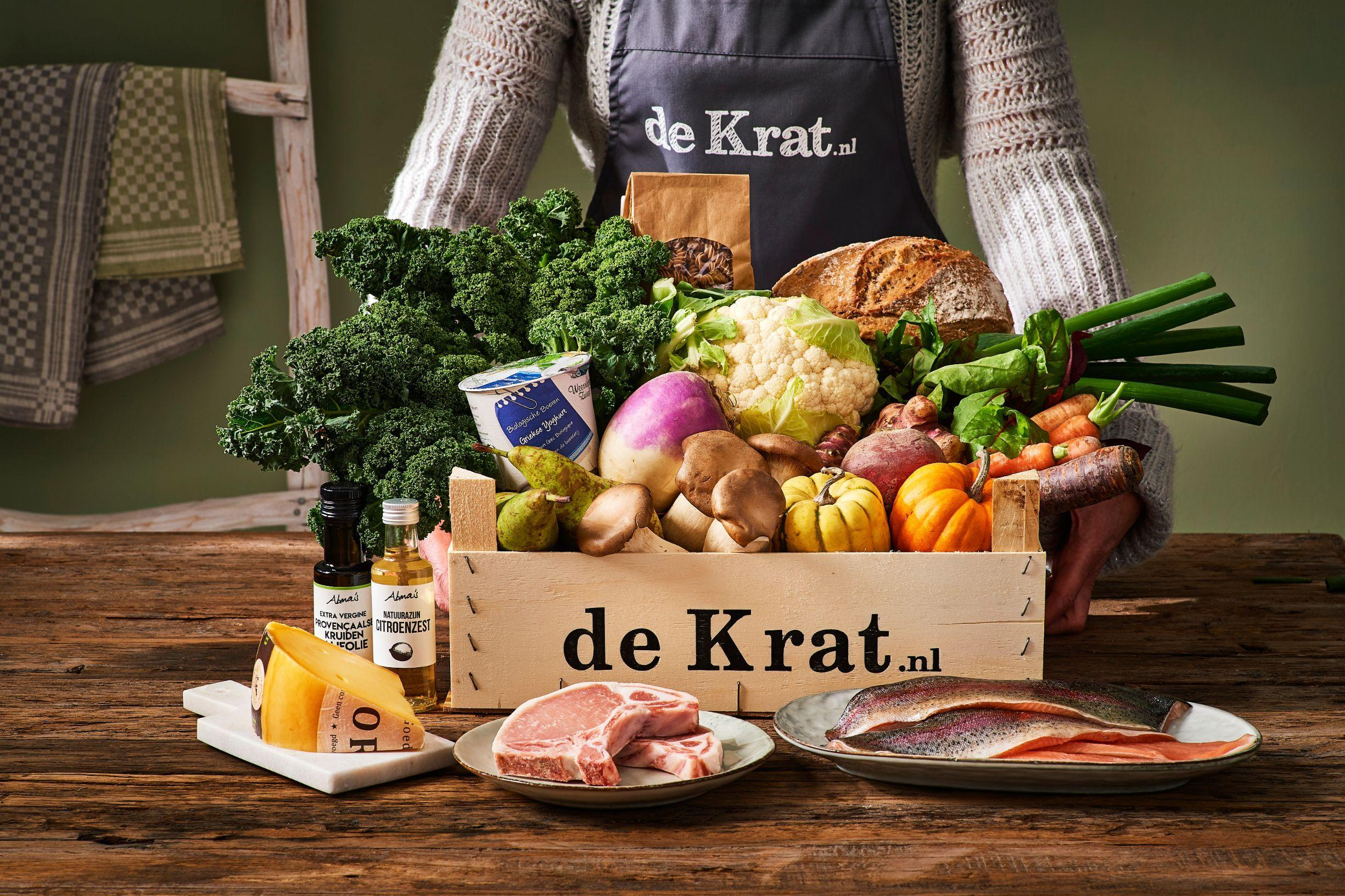 De Krat - Weekend