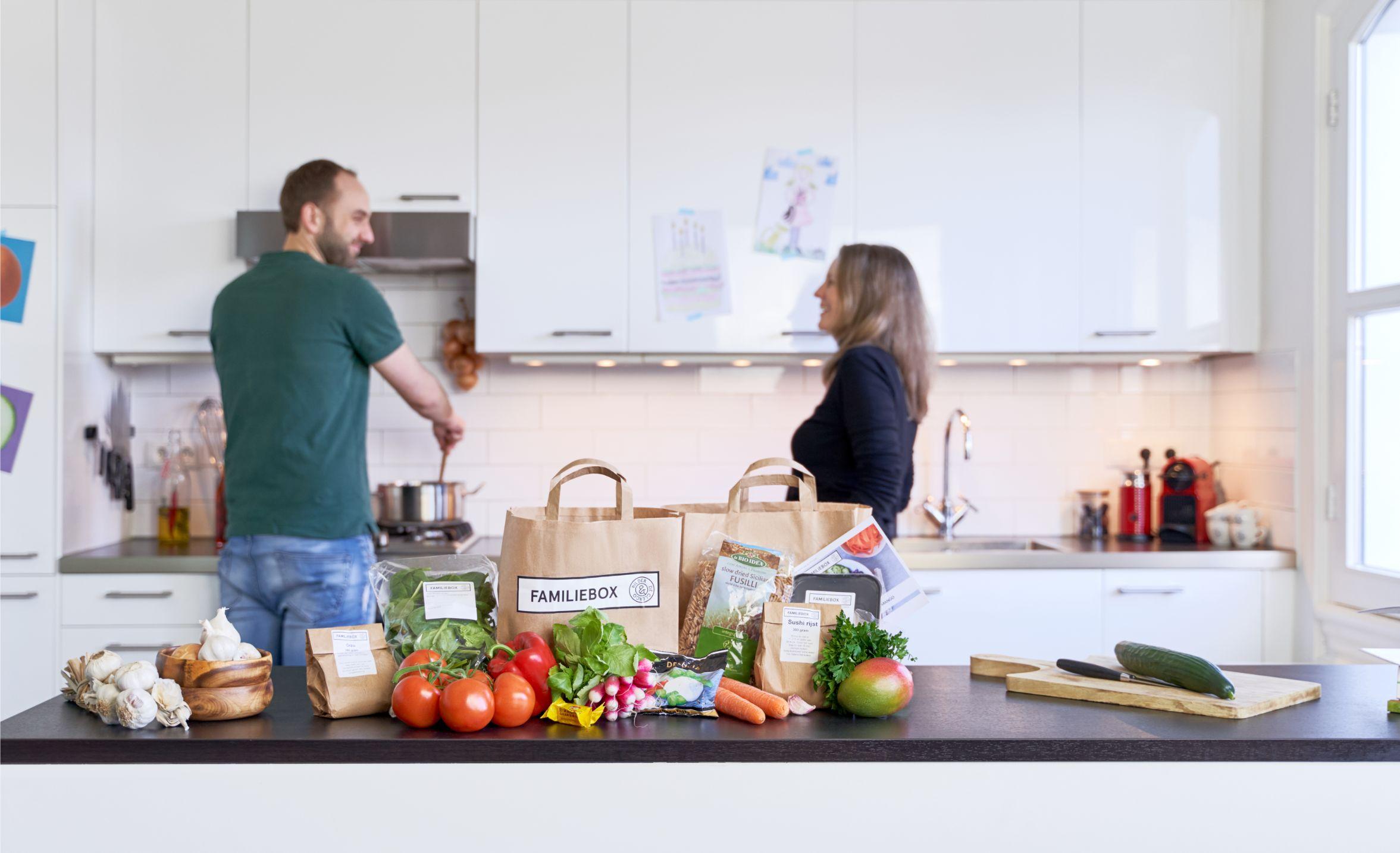 Familiebox Keuken