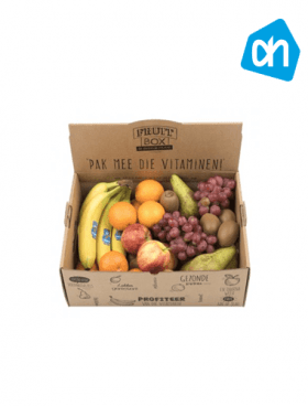 albert heijn fruitbox