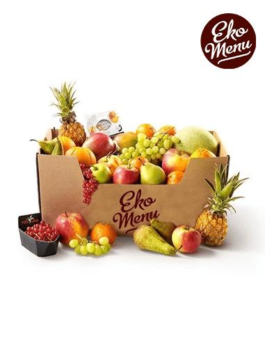 ekomenu fruitpakket groot