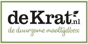 De Krat Logo Klein maaltijdbox