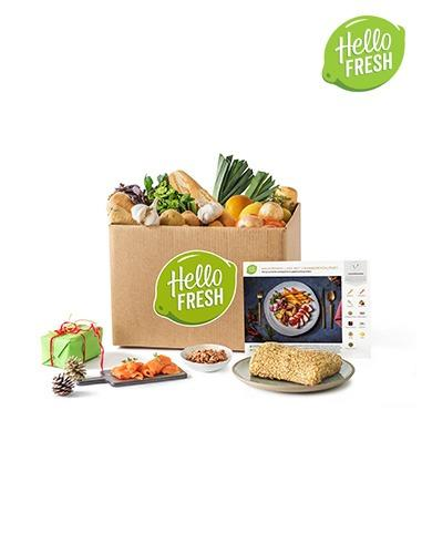 HelloFresh-kerstdiner-box