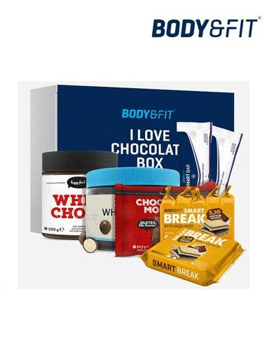 I Love Chocolate Box - Body&Fit