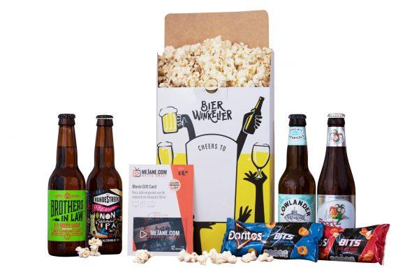 Moviepakket alcoholvrij