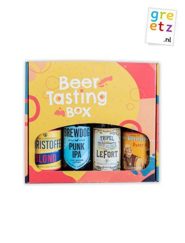 Greetz beer tasting box